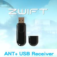 sensor receptor del transmisor al por mayor-MAGENE ANT + Transmisor USB Receptor Compatible Garmin SALE Ordenador de bicicleta USB ANT Stick Bluetooth Velocidad Sensor de cadencia