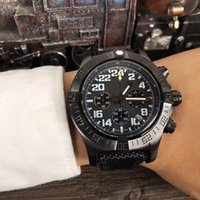 Wholesale AAA Luxury Men s Avenger Fighter Watch Rubber Band Stainless Steel Automatic Mechanical Men Mens Watch Watches