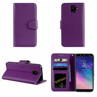 Wholesale apple phone photos online – custom PU Leather Wallet Case For Huawei P20 Lite Galaxy S10 A6 Plus J2 Pro J4 J6 EU Moto G6 Litchi Leechee Flip Photo Card TPU Phone Cover