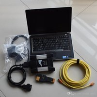 Wholesale icom bmw isis software - 2018.03 ICOM ISIS Next A2+B+C with Laptop E6420 I5cpu 4g good condition Diagnostic tool super ICOM NEXT with 500gb hdd