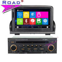 """Wholesale peugeot audio - TOPNAVI Wince 6.0 Two Din 7"""" Car Multimedia Auto DVD Player Audio For Peugeot 307 New Stereo GPS Navigation HD Screen Bluetooth"""