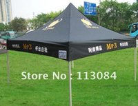 Wholesale show tents - Free shipping 3mx3m (10ft x 10ft) professional aluminum frame promotion tent   marquee for product show   advertisement canopy