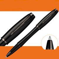ingrosso pennini per penne stilografiche-Cancelleria urbana elegante dello studente della scuola dell'ufficio della penna di pennino di affari 0.5mm della penna a sfera urbana lussuosa del metallo