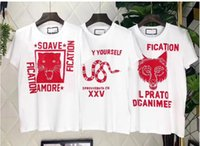 Wholesale Oversize Tshirt - chav printed tshirt Women Couples SAINT T Shirt 2017 Summer Short Sleeve Female t-shirt harajuk Tops tee shirt femme oversize