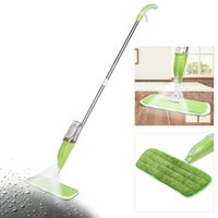 Mop spray in microfibra Spray Water Mop Lavamani a mano Mop <b>Wood Floor Tile</b> Home Kitchen Cleaning Tools