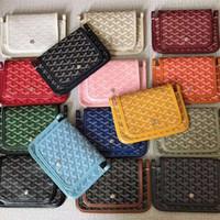 mensageiro sacos meninos venda por atacado-Couro Genuíno de Alta Qualidade Mulheres Ley Boy Cadeia Saco Flap Bag messenger bag sacos de ombro de Três camadas pacote HFLSBB101