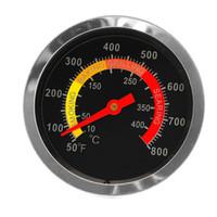 indicateur de barbecue achat en gros de-Acier inoxydable Four Cuisinière Thermomètre Thermomètre Jauge Four Thermomètre BBQ Grill Cuisine termometro cozinha Électronique BBQ Cuisine Outils