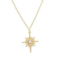солнцезащитный козырек оптовых-2018 Новый женщин chocker золотая цепь sunburst колье ожерелье ювелирные изделия свадьба Bijoux ошейники Mujer Femme sun ожерелье