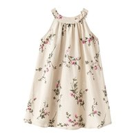 73e6c79a5650 Baby Girls Dresses 12 Months -7 Years Old Girls Summer Dresses Flower Girl  Dresses Tutu Dress Kids Clothing LA662-2