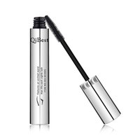 Wholesale good cosmetics brands online - Qibest Brand Mascara Black Waterproof Makeup Mascara Brands Cosmetics Eye Lashes Curling Thick Eye Make Up Silver good