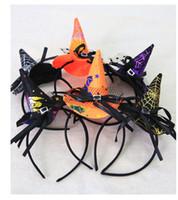 ingrosso reti da spiaggia per bambini-2018 New Halloween Girls Hair Stick Accessori per capelli Accessori per capelli 6style per ragazze e bambini