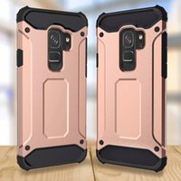 Wholesale armour hybrid shockproof case for sale – best Hybrid cases For Huawei y5 Y7prime Y6 P Smart P20 PLUS P30 Enjoy S Mate10 Pro View10 Honor lite Shockproof Hard Armour Rubber case