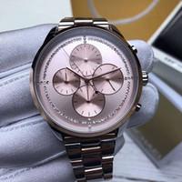 Wholesale kinetic watch blue online - Luxury women watches M052202 designer quartz watch master montre ladies MbrandK wristwatch Sapphire mirror new style color