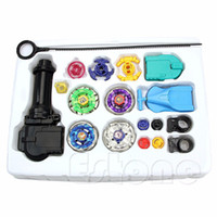 Wholesale beyblade metal masters toys for sale - Group buy Beyblade Metal Spinning Beyblade Sets Fusion D Gyro Box Fight Master Beyblade String Launcher Grip For Sale Kids Toys Gifts
