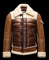 Wholesale popular jerseys resale online - hot sale men anorak winter jacket uk popular Winter Jacket High Quality Warm Plus Size Man Down and parka anorak jacket