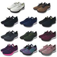 zapatillas de trail de luz al por mayor-2018 Zoom Mariah Fly Racer Knit Zapatos para correr Zapatillas deportivas para hombre Zapatillas deportivas al aire libre para hombre Moda para mujer Luz Rastros ocasionales