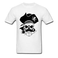 ingrosso coltelli personalizzati-Personalizzato Vigo Knife O Collo T Shirt NEW YEAR DAY Tshirt Manica Corta per Uomo Hip Hop 100% Cotone Tempo Libero Tshirt