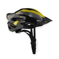 ingrosso protezione delle moto-Vendita calda Ciclismo Casco bici Protezione regolabile MTB Mountain Bike da strada