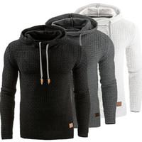 attentäter-pullover jacken großhandel-Plus Size S-4XL NEUE HEIßE Männer Slim personalisierte Hut Design Hoodies Sweatshirts Jacke Pullover Assassins Creed Coat Männer outwear