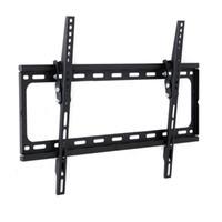 paneles lcd para tv al por mayor-Envío gratis soporte de montaje en TV Color negro para 26 a 55 pulgadas Televisión LCD LED HDTV Panel plano Instalación de pared universal