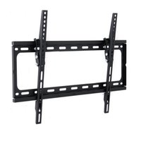 flach hdtv großhandel-Freies Verschiffen TV Halterung Schwarz Farbe Für 26 zu 55 Zoll LED LCD TV HDTV Flachbildschirm Wand Installieren Universal Verwenden