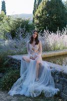 Wholesale fairy cloak resale online - Fairy Long Sleeve Bridal Cloaks Wraps Sweep Train Multipurpose Wedding Jackets Bridesmaid Shawls Robes Mantle Plus Size Cheap