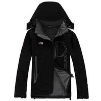 jaquetas de vértice venda por atacado-Hot MASCULINO Norte Denali Apex Bionic Casacos Ao Ar Livre Casuais SoftShell Quente À Prova de Vento Respirável À Prova de Vento Ski Coat de Rosto 107
