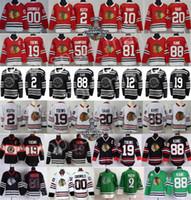 Wholesale blackhawks jerseys for sale - 2019 Winter Classic Chicago  Blackhawks Jersey Hockey Duncan Keith Jonathan 99320d330