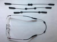 poids des métaux achat en gros de-cablz ultra mince lunettes de poids léger de retenue de câble métallique de lunettes de soleil sunglass réglable longe chaîne de cordon avec des bouts d'extrémité de silicone