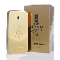 männer gebratenes parfüm großhandel-Berühmte Marke 1 MILLION Parfüm für Männer 100ml mit lang anhaltender Zeit guten Geruch gute Qualität hoher Duft Kapazität