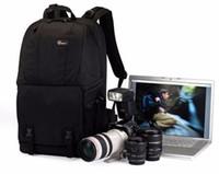 dslr dijital kamera sırt çantası toptan satış-Promosyon Satış Orijinal Fastpack 350 AW Fotoğraf DSLR Kamera Çantası Dijital SLR Sırt Çantası laptop 15.4
