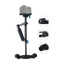 estabilizadores steadycam steadicam dslr cámara al por mayor-Estabilizadores portátiles Steadycam del estabilizador portátil de MCOPLUS los 40cm para Steadicam para / la cámara DSLR