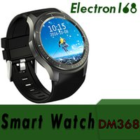 Wholesale 3g sports for sale – best DM368 GPS Smart Watch GSM Phone Android GB Heart Rate Monitor Sport Pedometer G WCDMA Wifi Bluetooth OLED Smartwatch Wearable Devices