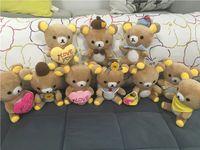 "Wholesale San X Wholesale - Hot ! Cute 10 Style San-X Rilakkuma Plush Stuffed Doll Toy For Children Holiday Gifts 8"" 20cm"