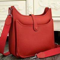 Wholesale best cell phones online - Luxury women and men bags fashion Classic bag Calfskin h togo Genuine Leather purse best quality Crossbody Handbags Hollow out Messenger