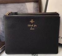 Wholesale Black Par - Animalier handbags leather L'Aveugle Par Amour ladies leather hand bag Blind for Love