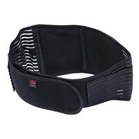 auto-fitness venda por atacado-Quente! Produtos Turmalina Auto-aquecimento Fitness Belt Lumbar protetor morno postura corrector Voltar Suporte
