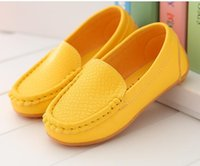 NEW Fashion Princess Girls Shoes Children Casual PU Leather moccasins Kids  Dancing Baby Fashion mary jean Rivets sandals c2c6cb4b98be