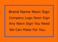 Wholesale home office products - This Link is NOT For real Product Neon Sign Business Company Logo Advertisement Home Decoration Art Gift Display Neon Signs (Pls Contact Us)