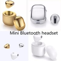 Wholesale Bluetooth Headset Manufacturers - Manufacturer 2018 new ears stereo mini i8x mobile Mini headset wireless Bluetooth headset