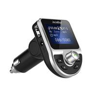 usb plug mp3 player venda por atacado-BT39 Leitor de MP3 Carro Inteligente Bluetooth 4.0 Mãos-Livres Isqueiro Suporte de Energia Echo Controle de Voz Dupla USB Plug Car Player
