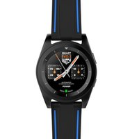лучшие умные часы оптовых-Smart Watches Waterproof Newest High Quality 4.0 Call The Watch Sports Music Playback Best Price Watch