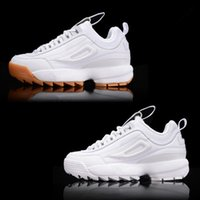 Wholesale Shoes Platform Sports - 2018 HOT Disruptors 2 Sawtooth thick bottom mens womens Casual Shoes Platform shoes Training Sport Shoes size 35-44