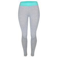 ingrosso yoga pants marche-Gomito di marca di goccia di Womail Gomiti per fitness Donne Sport Palestra Yoga Workout a vita alta Pantaloni da corsa Fitness Elastic Leggings