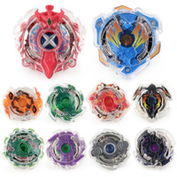 Wholesale beyblade toys launcher for sale - Group buy Beyblades Toy Sale Metal Fusion Spinning Top Gyroscope Gyro Classic Beyblade Toy With launcher Children Toys with launcher
