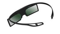 Wholesale active shutter 3d glasses - 2 pcs a lot Bluetooth Active 3D Glasses For Sony TV Compatible With TDG-BT400A TDG-BT500A
