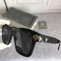 Wholesale Super Sunglasses High Fashion - Super Lovers High Quality Brand Designer 003 Sunglasses Fashion Women Brand Designer Glasses Retro Style UV Protection Come With Package 009