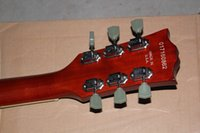 Wholesale lp guitar body - 2018 Custom 1958 LP Standard VOS Electric Guitar Rosewood fingerboard Les VOS 6 strings Electric Paul Guitar