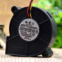 Wholesale 12v projector fans resale online - For Original Servo Turbo Fan E0515H12B7AS V A Projector Fan
