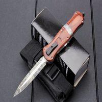ventes de noël achat en gros de-Vente chaude Bencd A021 Chasse Pliant Couteau De Poche Survie Couteau De Noël cadeau pour les hommes 1 pcs livraison gratuite